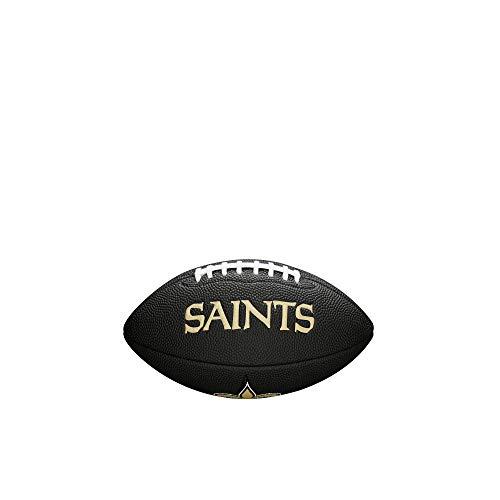 Wilson New Orleans Saints NFL Mini Football Schwarz - Orleans Mini