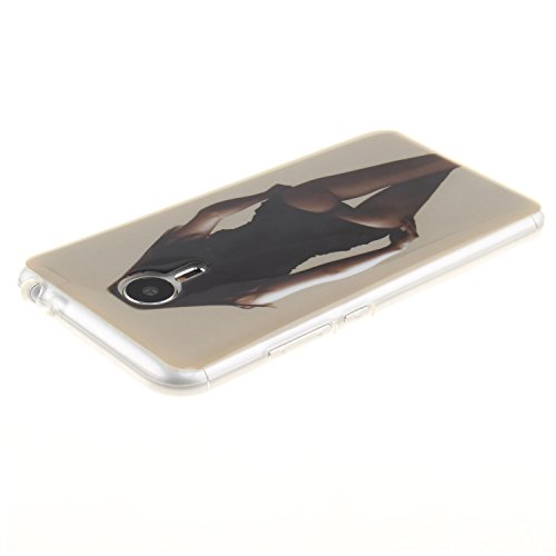 Meizu MX5 Case, BONROY® Meizu MX5 Colorful painting Ultra thin TPU Case Bumper Transparent Soft Gel Shockproof Case Resist Protection Shell for Meizu MX5  BONROY