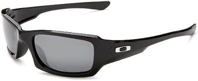 Oakley - Gafas de ciclismo, talla única, color negro