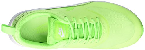Nike  Air Max Thea, Sneakers Basses femme Verde (Ghost Green/Elctrc Green/White)