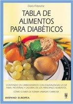 Tabla de alimentos para diabéticos (Tablas de alimentos) por Doris Fritzsche
