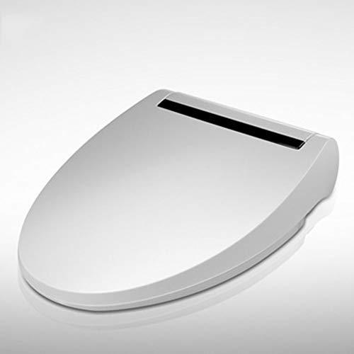 HSJDP PP Board Toilettendeckel Verdickung Intelligente Heizung Sitz Automatische Konstante Temperatur Heizung Universal Toilettendeckel -