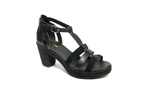 flip*flop originals Damen Sandaletten Sandalen Pumps Schuhe Mod. Coconut Schwarz (Black)