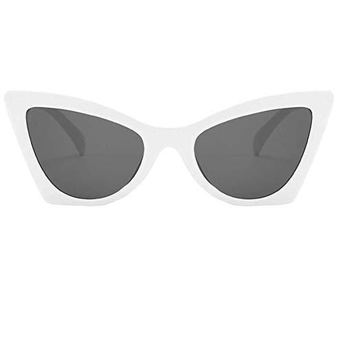 BoburyL Frauen-Mädchen-Männer Triangular Sonnenbrille PC Rahmen Gläser UV400 Schutz Brillen Männliche Brillen