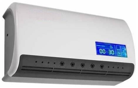 Deluxe Generador de Ozono y Aniones Portátil Multifuncional | Ozonizador de Aire - Purificador de Aire...