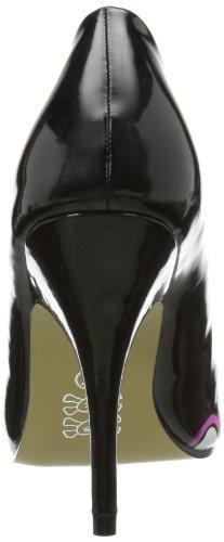 Iron Fist Timmy Chew Heel, Fermé femme Noir - Noir