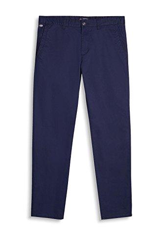 Esprit 047ee2b028, Pantalon Homme Bleu (Navy)