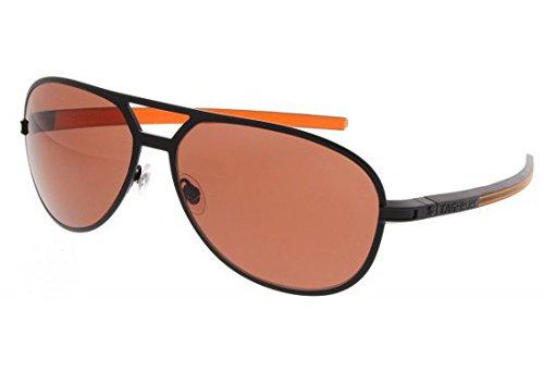 Preisvergleich Produktbild TAG Heuer Herren Sonnenbrille schwarz / orange
