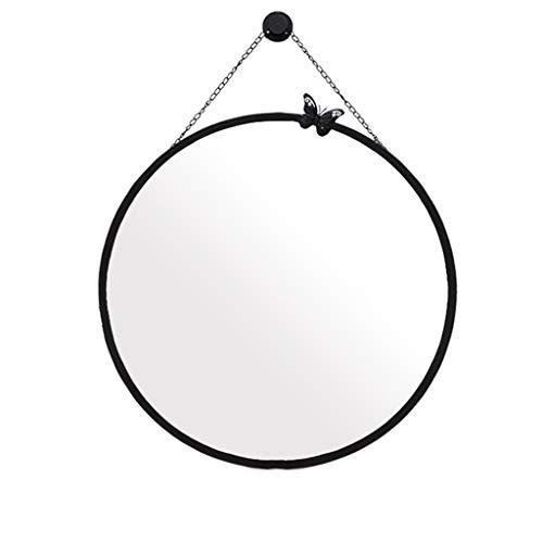 Decorazioni per interni specchio bagno specchio specchio bagno specchio bagno specchio specchio antico per adulto specchio pensile rotondo specchio rotondo trucco donna specchio mezza lunghezza toilet