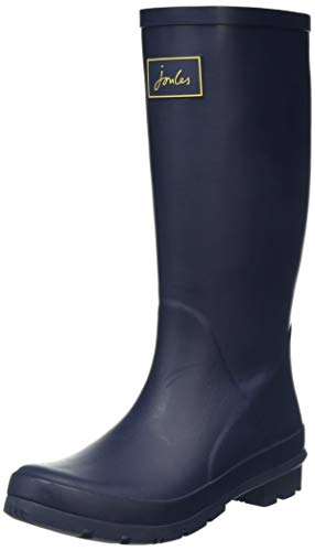 Tom Joule Joules Damen Roll Up Welly Gummistiefel, Blau (French Navy Frnavy), 39 EU