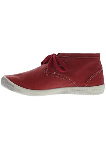 Softinos  Indira, Sneakers Hautes femme Rouge