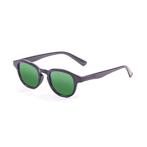 Paloalto Sunglasses Laguna Beach Sonnenbrille Unisex Erwachsene, schwarz matt