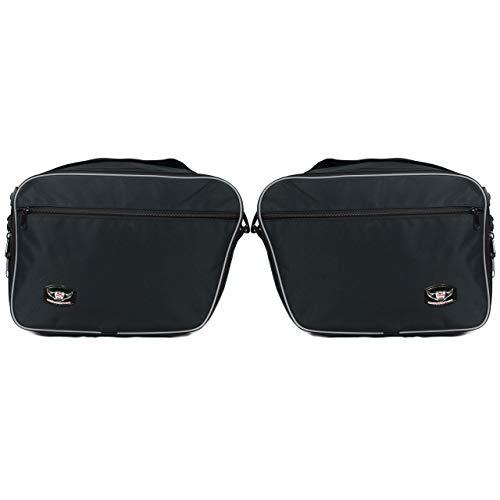 GREAT BIKERS GEAR - TASCHEN Koffer Innentaschen FÜR BMW R1200RT LC-FLÜSSIGKEIT COOLED, Gepäckträgertaschen, Motorradreisetasche | Packtasche | Innentaschen Packtaschen