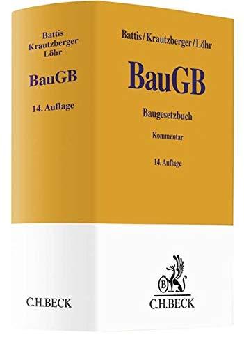 Baugesetzbuch (Gelbe Erläuterungsbücher)