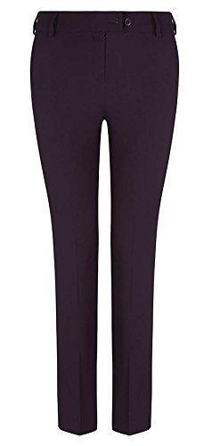 Workwear World - Pantaloni - Donna viola viola