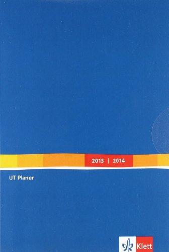 Unterrichts- und Terminplaner 2013/2014: Kalender
