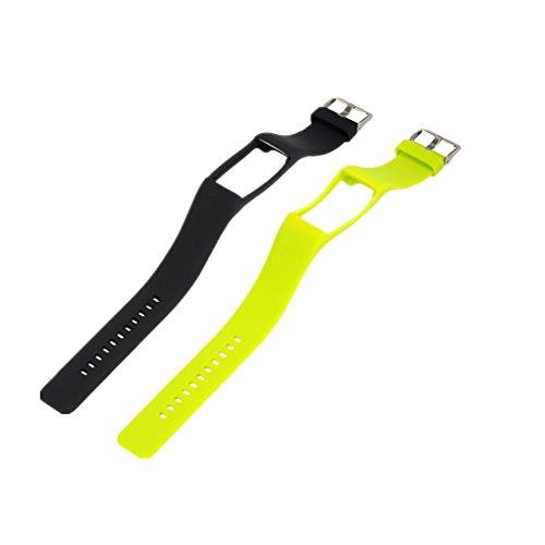 Silikon Armband für Polar A360,Meiruo Ersatzarmband für Polar A360(Colour 4)