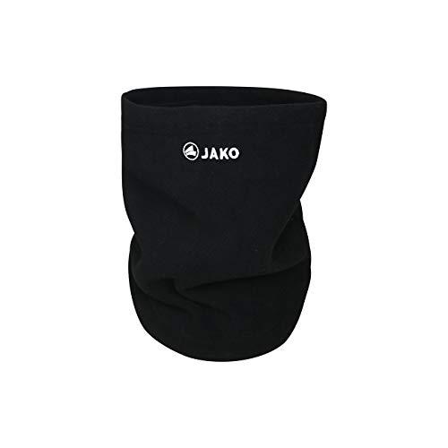 JAKO Neckwarmer, schwarz, One Size -