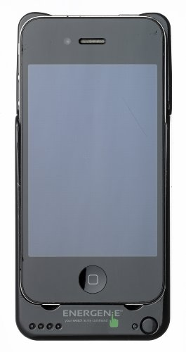 Energenie - Batteria esterna per iPhone 4, 1800 mAh