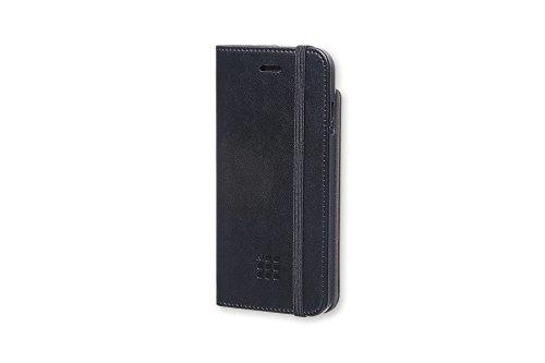 Moleskine Custodia a Libro Classic per Iphone 6/6S/7/8, Nero