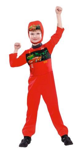 Costume cars disney pixar 7 à 8 ans