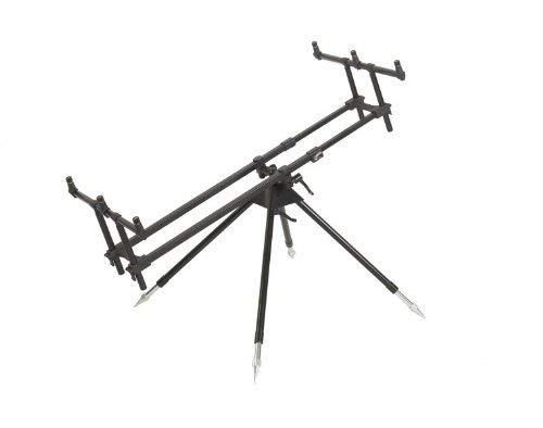 Anaconda X-Covery Pod - hochwertiges Rod Pod für drei Ruten