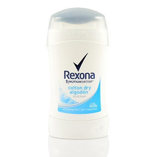 Rexona anti-Perspirant Ultra Dry algodón viaje Desodorante