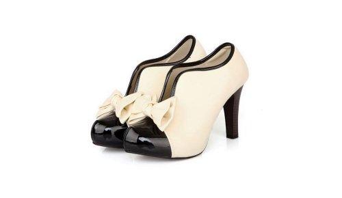 9FOX , Chaussures bateau pour femme - Cr¨¨me