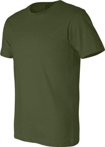 GloriousReturn Bella Canvas Unisex Jersey Short Sleeve Tee Olive
