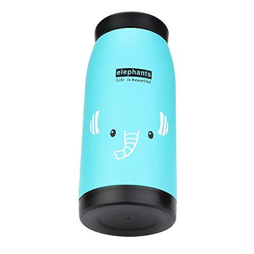 oon süße Bauch Tasse Mini Vakuum Becher niedlichen Tier Kind Thermoskanne Edelstahl Wärmflasche Travel Cup ()