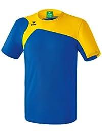 Erima GmbH Club 1900 2.0 Camiseta, Unisex niños, New Royal/Amarilla, ...
