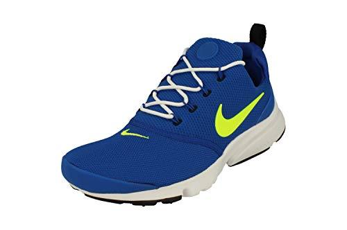 Nike Herren Presto Fly Sneakers Mehrfarbig (Game Royal/Volt/Black/White 001) 40 EU -