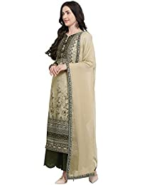 ac5af5976c Amazon.in: 50% Off or more - Dress Material / Ethnic Wear: Clothing &  Accessories