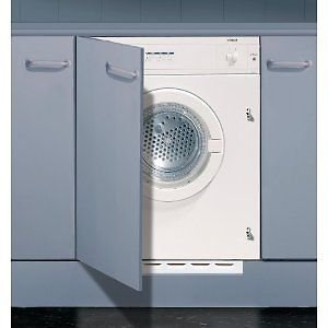 White Knight fully integrated vented tumble dryer ITD60T