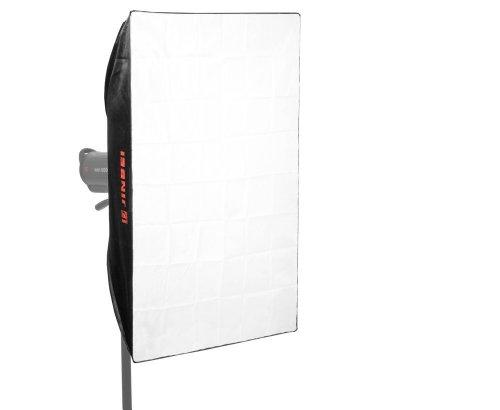 JINBEI M 60 x 90 cm Studio Softbox Bowens/Walimex Blitzköpfe