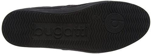 Bugatti F48086x, Zapatillas De Deporte Negro (schwarz)