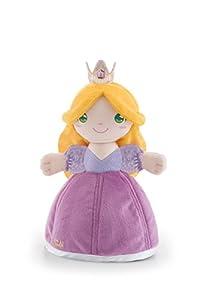 Trudi Muñeca de Tela Princesa Ametista Color Violeta 24 cm 64274