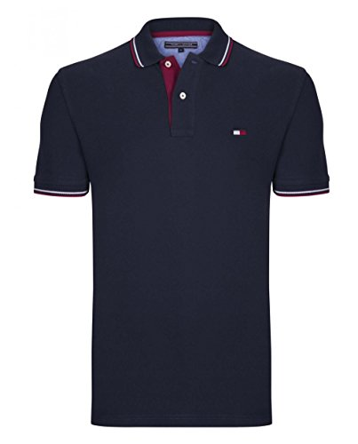 tommy-hilfiger-tommy-hilfiger-polo-uomo-manica-corta-blu-scuro-tg-s-ax-to1975418s