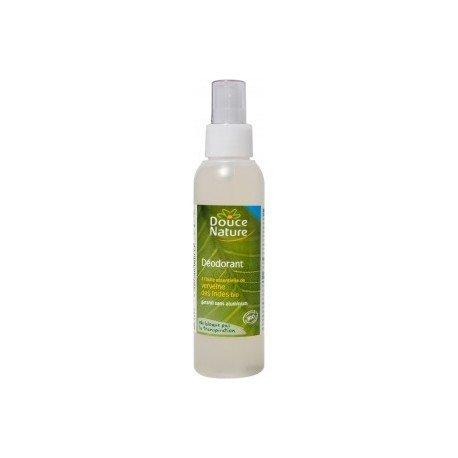 Douce nature4645-Déodorant spray Bio-125ml