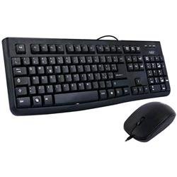 Adj 520-00016 - Tastiera Pure Kit e Mouse USB