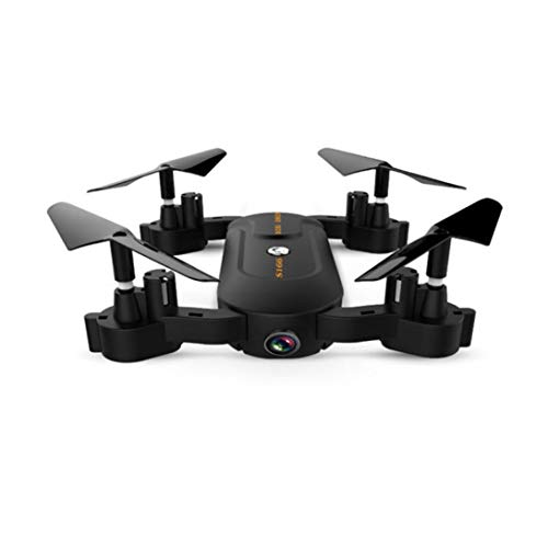 Toyshine App Controlled Mini Foldable Drone with Protective Shell (Without Camera) Headless Quadcopter