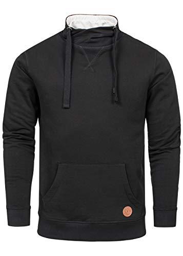 !Solid Herren Sweater | Alton Sweatshirt | Longsleeve | Pullover (L, Black)