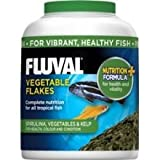 Fluval Vegetable Flakes, 32 g (1.08 oz)