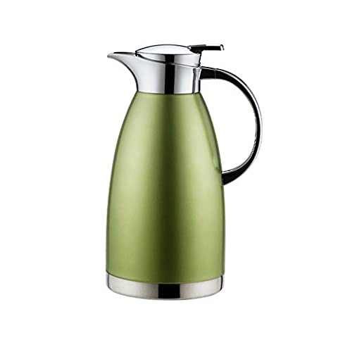 Haosen 1.8 Litre Stainless Steel Thermal Coffee Carafe, Double Walled