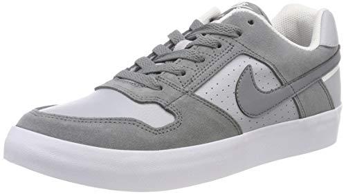 Nike Nike Sb Delta Force Vulc Herren Skateboardschuhe, Grau (Cool Grey/Cool Grey/Wolf Grey/White 001), 43 EU