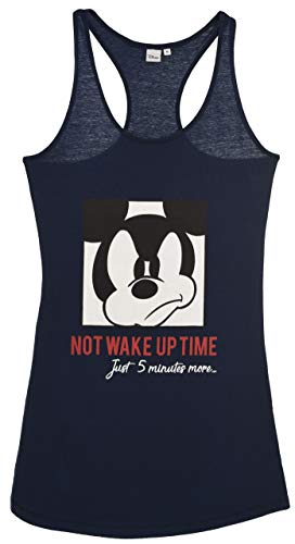 Mickey Mouse Mujer Camison