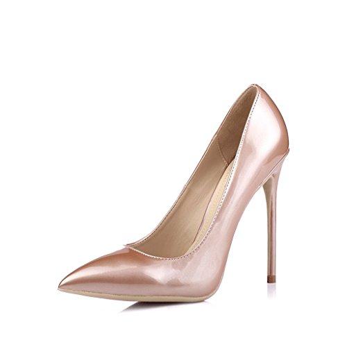 chaussures à talons hauts avec pointes fines 10cm