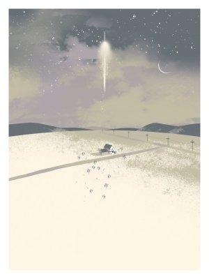 interstellar-matthew-mcconaughey-us-textless-imported-movie-wall-poster-print-30cm-x-43cm-brand-new-