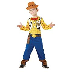 Rubie' S – Toy Story – Woody Costume – Size L – I-884195l – 7-8 Years