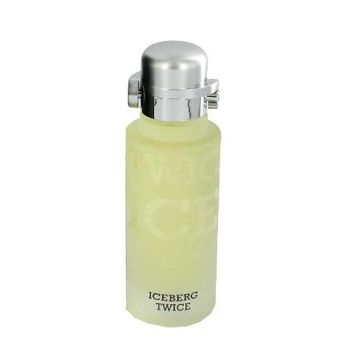 Iceberg Twice homme/men, Eau de Toilette, Vaporisateur/Spray 125 ml, 1er Pack (1 x 125 ml)